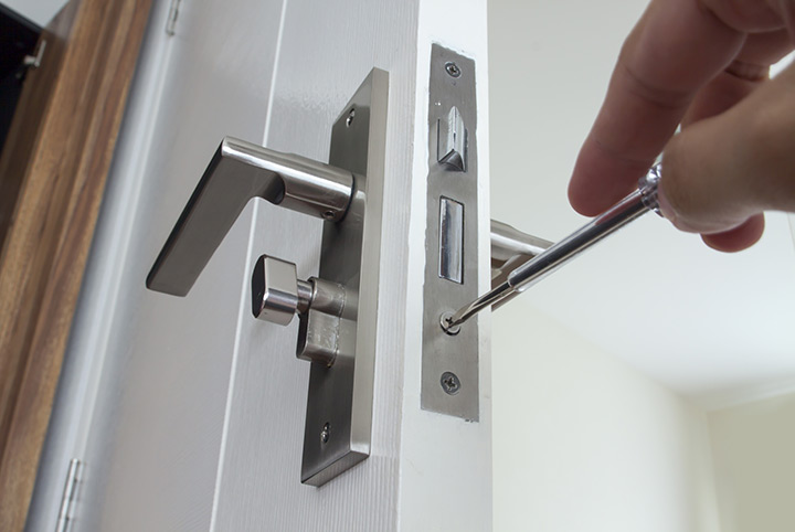 Our local locksmiths are able to repair and install door locks for properties in Deal and the local area.